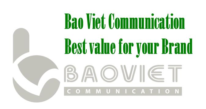Công ty quảng cáo Bảo Việt - Our Story