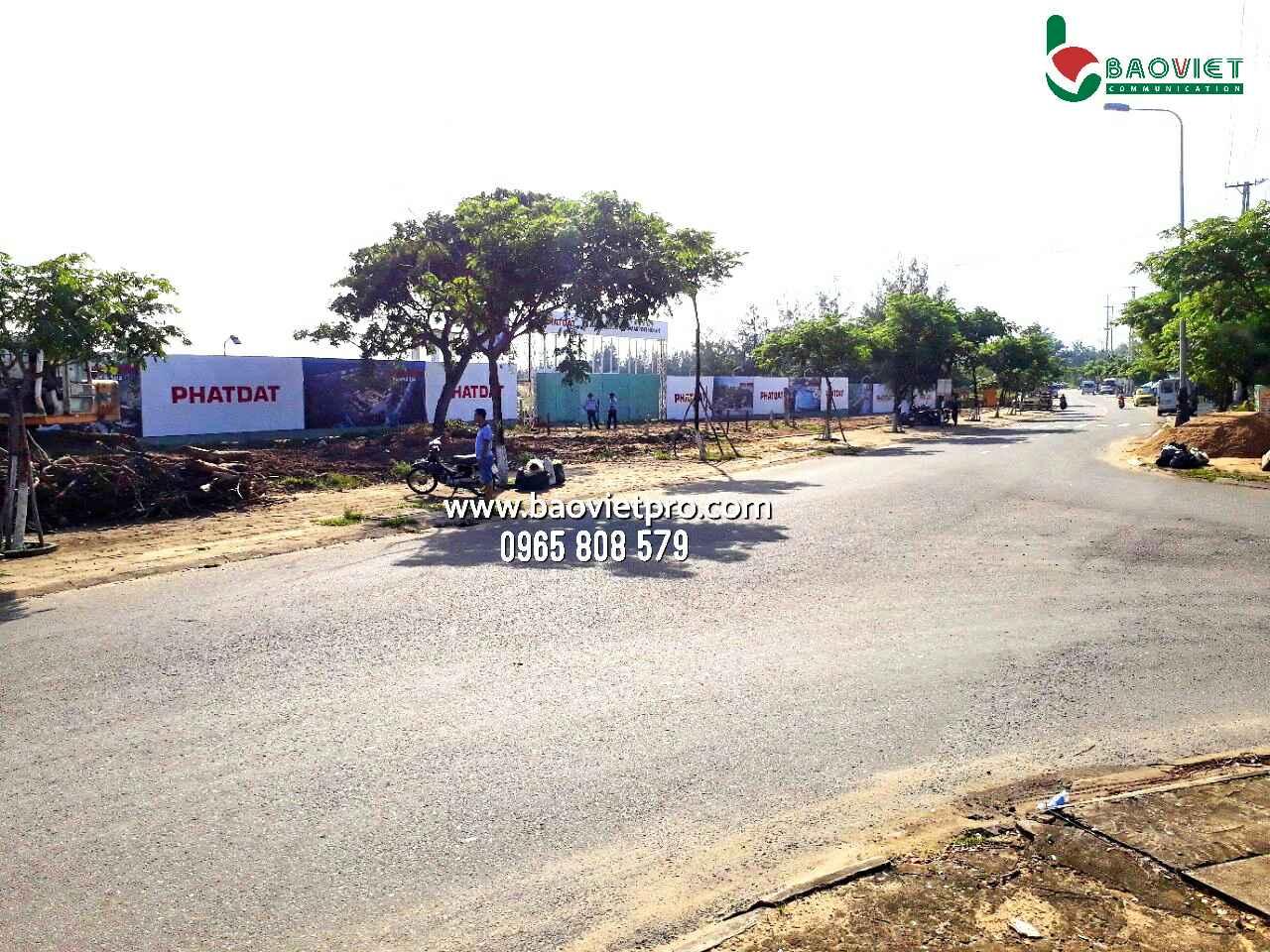 Hàng rào dự án Marriott Resort & Spa Hoi An (4)