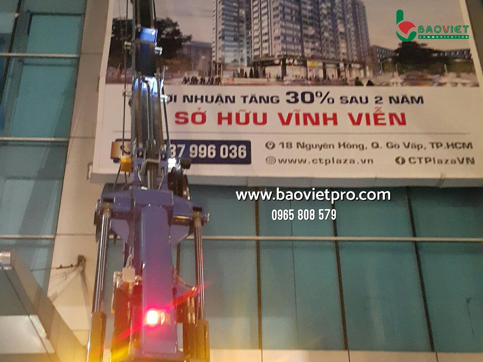 Thi công Pano CT Plaza Trường Sơn (6)